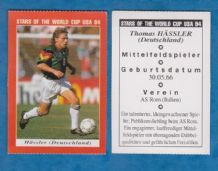 Germany Thomas Hassler A.S Roma 1994